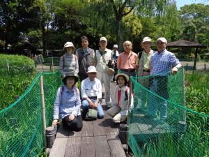 香澄公園2014.5.11