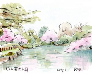 2019.3.30(じゅん菜池公園)